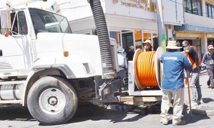 Últimos días para regularizarse en el pago del servicio de agua potable y drenaje