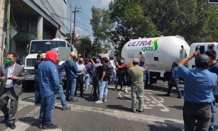 Gaseros de México protestan por precios y medidas del Gobierno