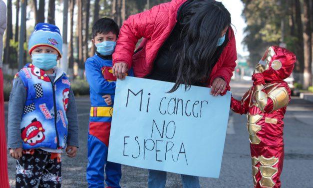 Gobierno mexicano reconoce desabasto de medicinas para niños con cáncer