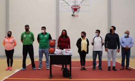 Izúcar de Matamoros sede del torneo de basquetbol Campeones Puebla 2021
