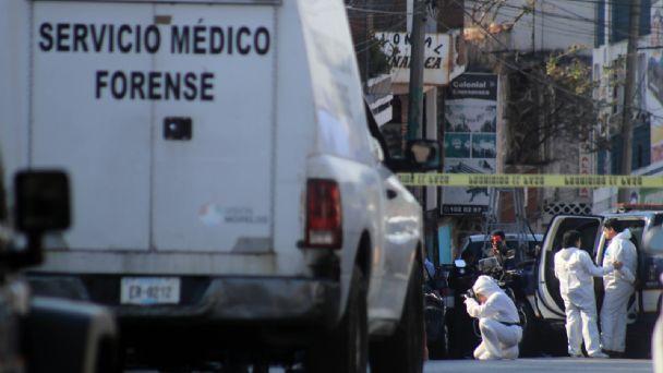 Puebla el estado que cuenta con menos médicos forenses