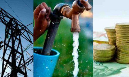 Reforma eléctrica, agua potable y finanzas municipales